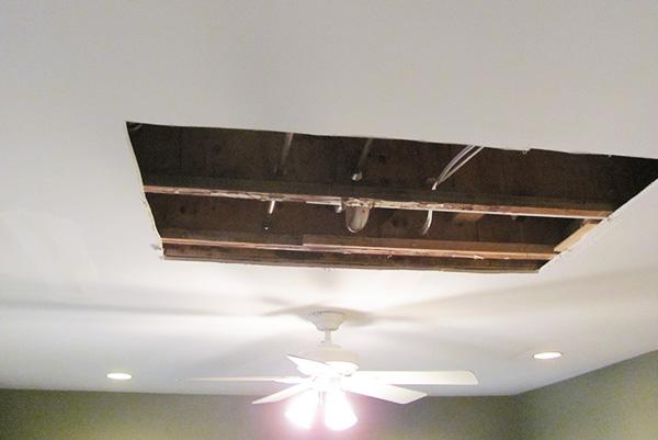 Ceiling And Wall Repair In Nj